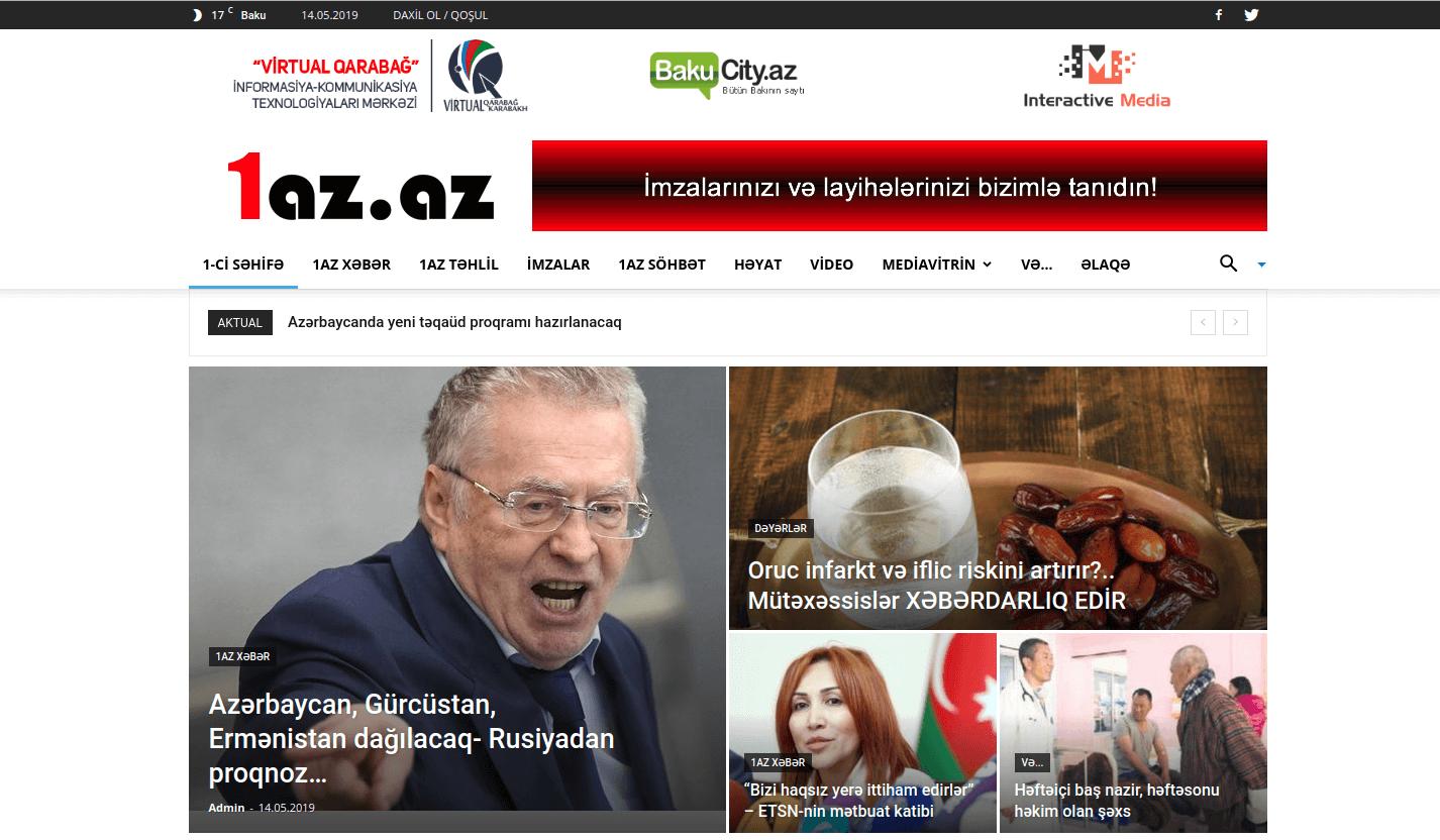 Bir Azərbaycan Saytı
